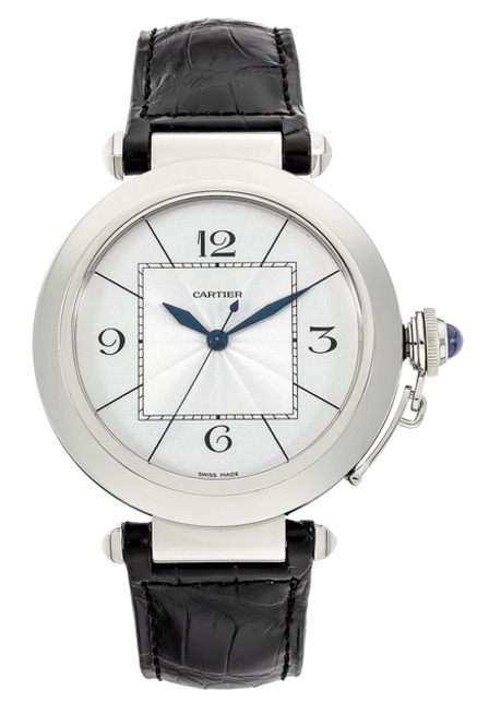 Cartier Pasha de Cartier 42mm in White Gold