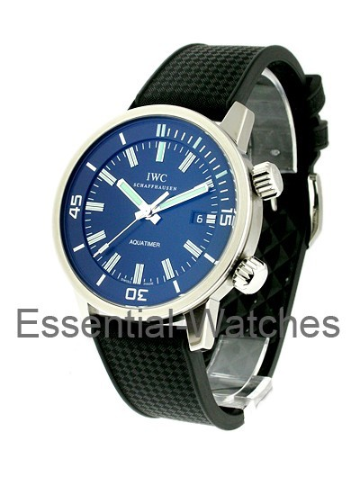 IWC Vintage Aquatimer 44mm Automatic in Steel
