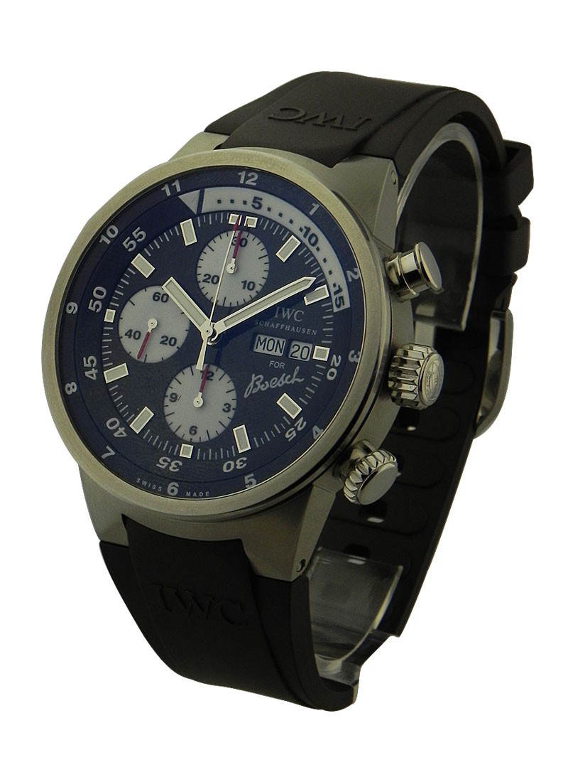 IWC IWC Aquatimer Chronograph Boesch limited edition