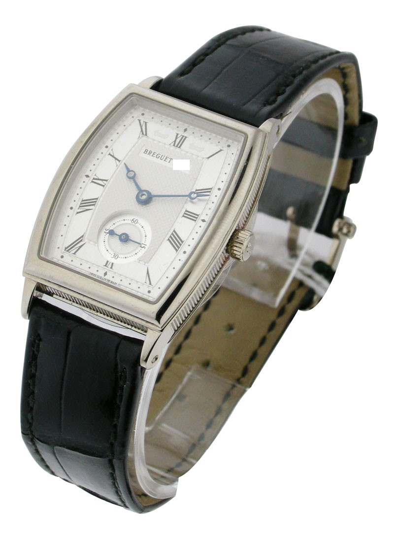 Breguet Heritage 30mm Automatic in White Gold