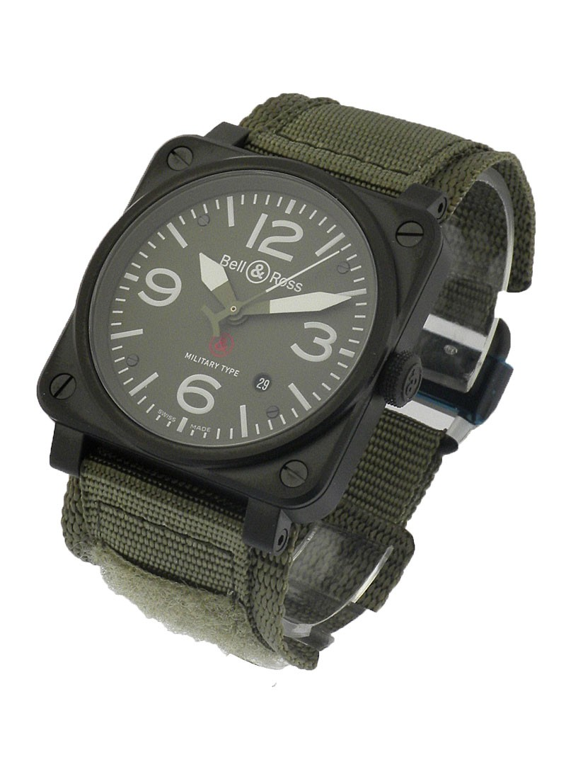 Bell & Ross BR03-92 Automatic Military