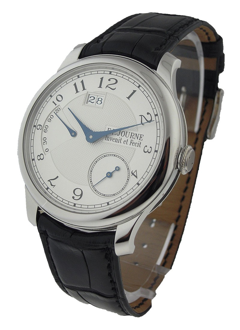 FP Journe Octa Automatique Reserve 40mm in Platinum