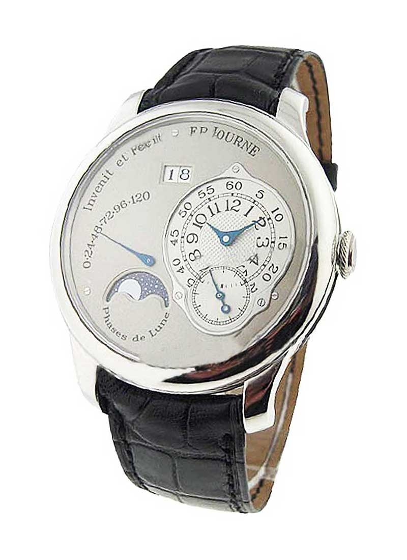 FP Journe Octa Lune 38mm Automatic in Platinum