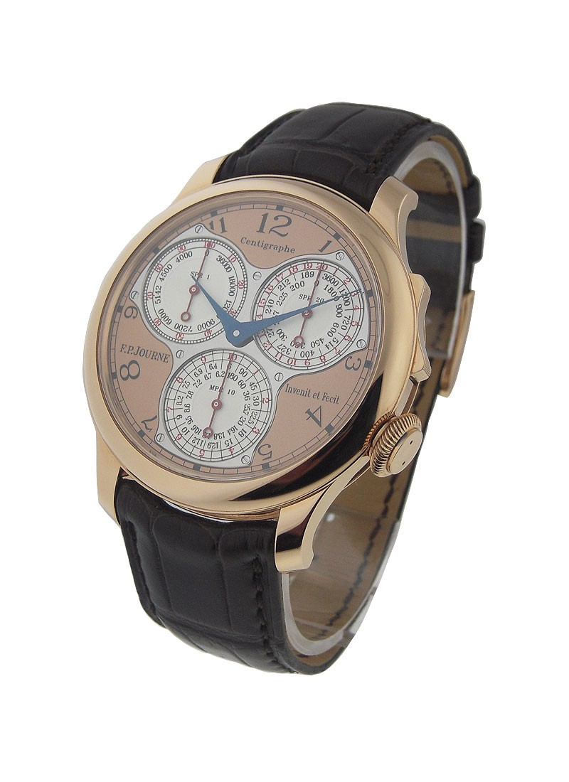 FP Journe Centigraphe Souverain   Chronograph Power Reserve