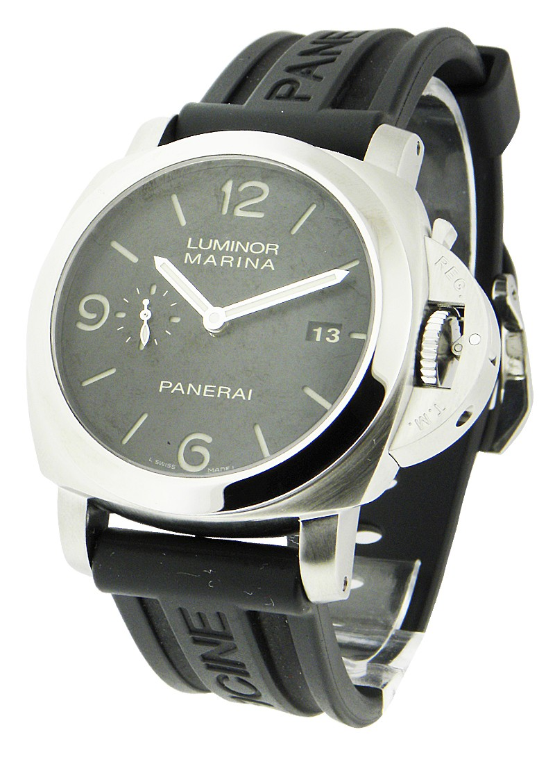 Panerai PAM 312   Luminor Marina 1950   3 Days in Steel