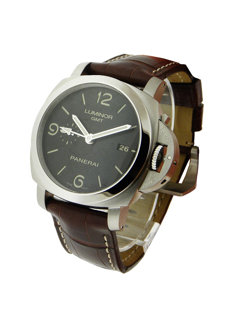 Panerai PAM 320 Luminor 1950 3-Days Automatic in Steel