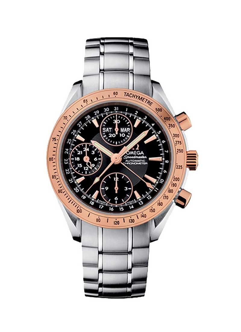 Omega Speedmaster Day Date Chronograph