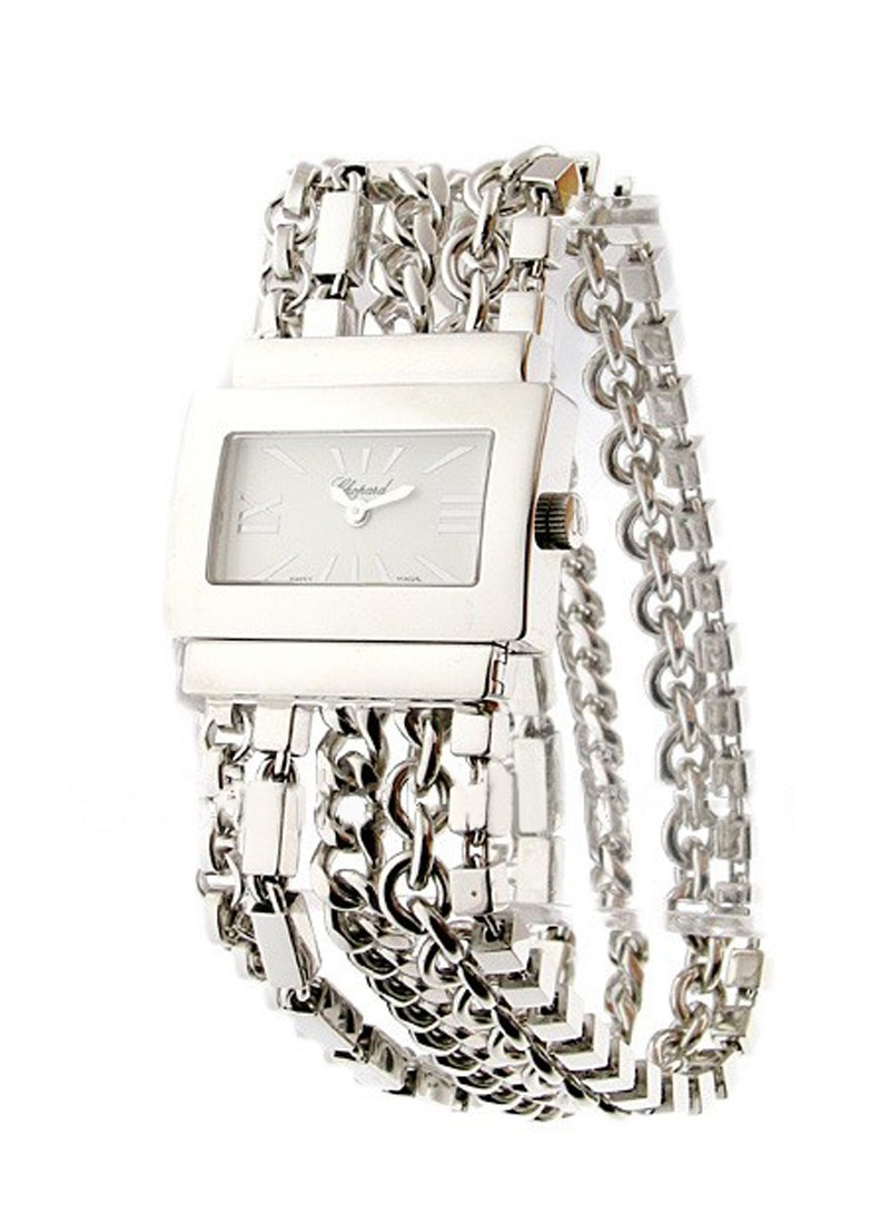 Chopard Classique Boutique Special Edition in White Gold
