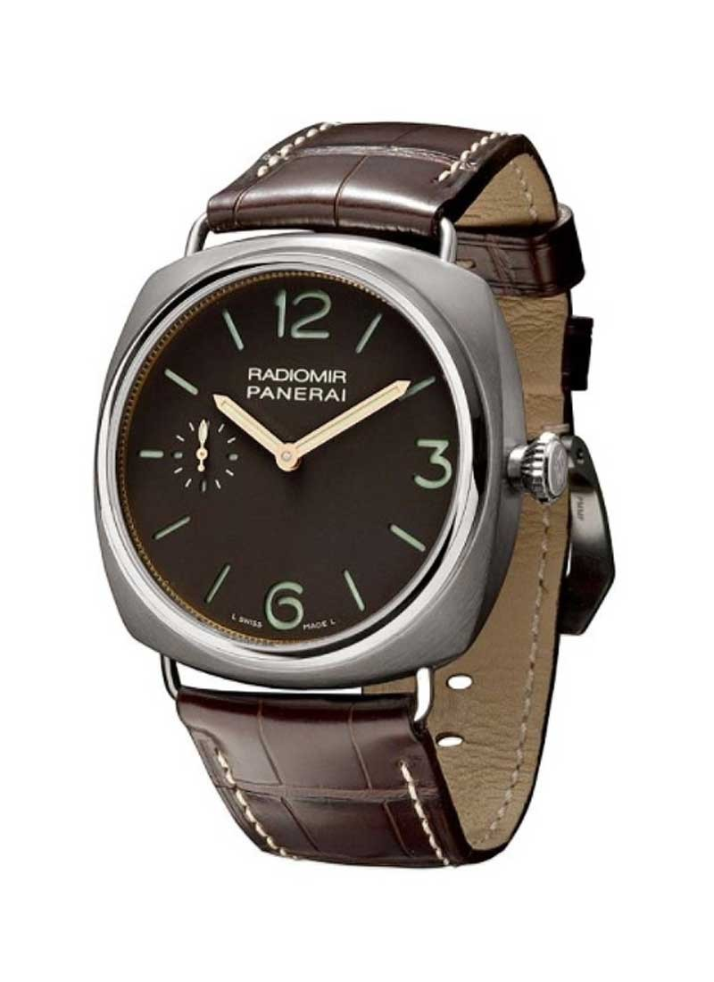 Panerai PAM 322 - Panerai Luminor 44mm in Titanium