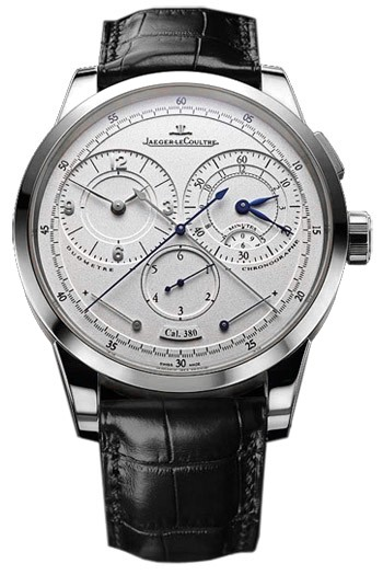 Jaeger - LeCoultre Duometre Chronograph 42mm in Platinum