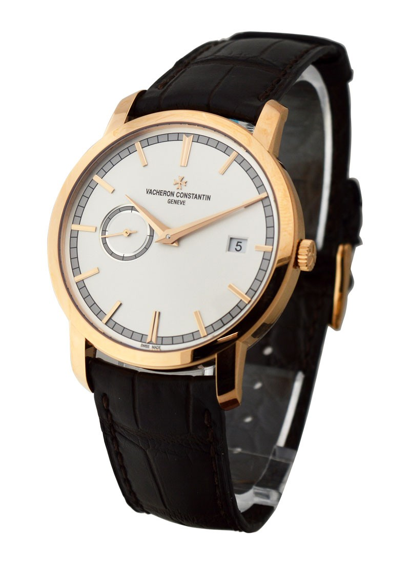 Vacheron Constantin Patrimony Traditionelle Automatic