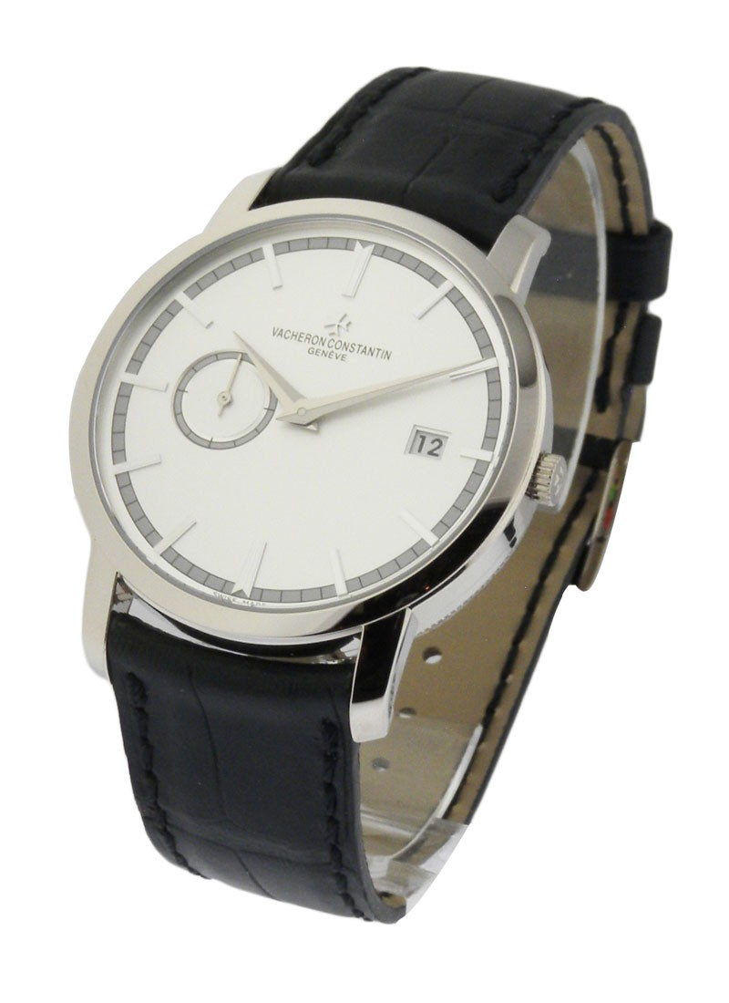 Vacheron Constantin Patrimony Traditionelle Automatic in White Gold