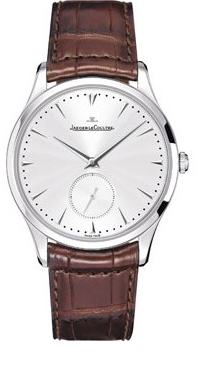 Jaeger - LeCoultre Master Ultra Thin 38mm in Steel