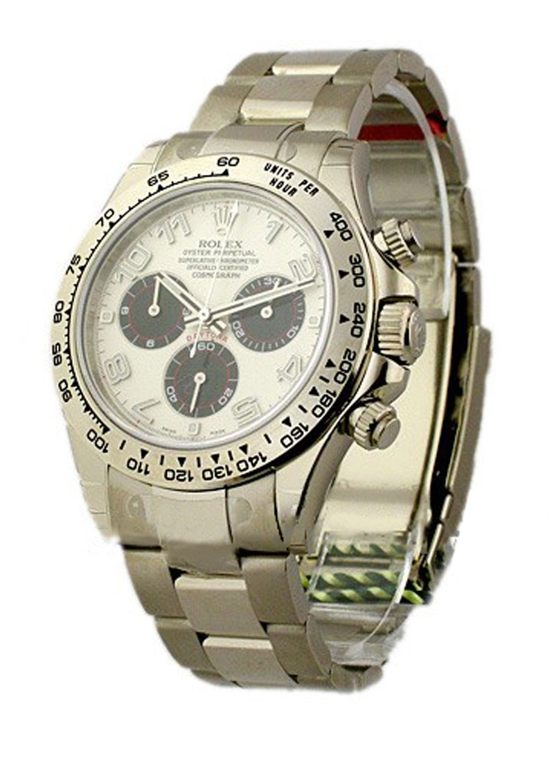 Rolex Unworn Daytona Cosmograph in White Gold