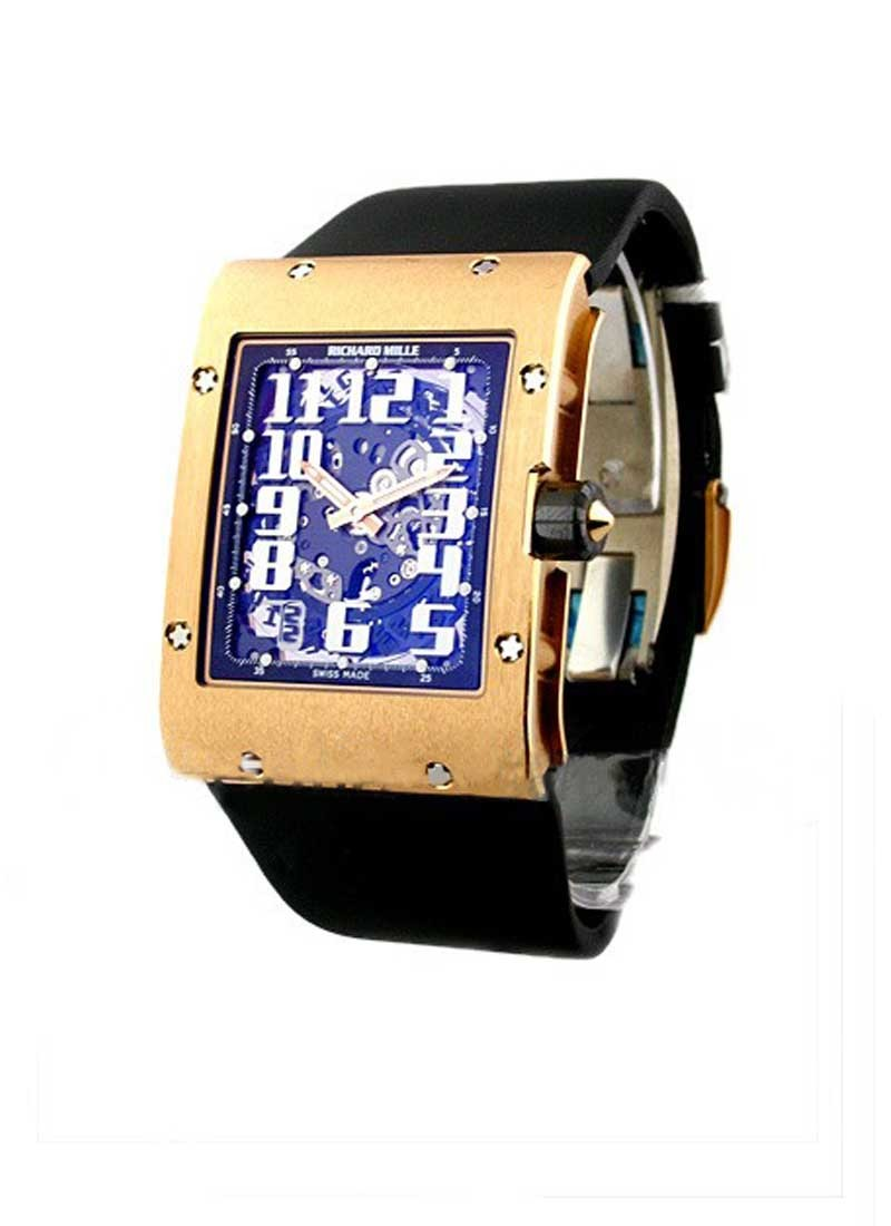 Richard Mille Richard Mille Automatic RM 16 in Rose Gold