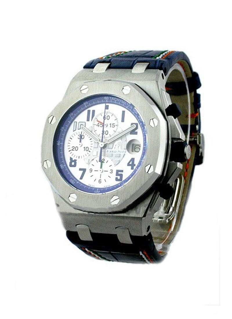 Audemars Piguet Sachin Tendulkar Offshore Limited Edition