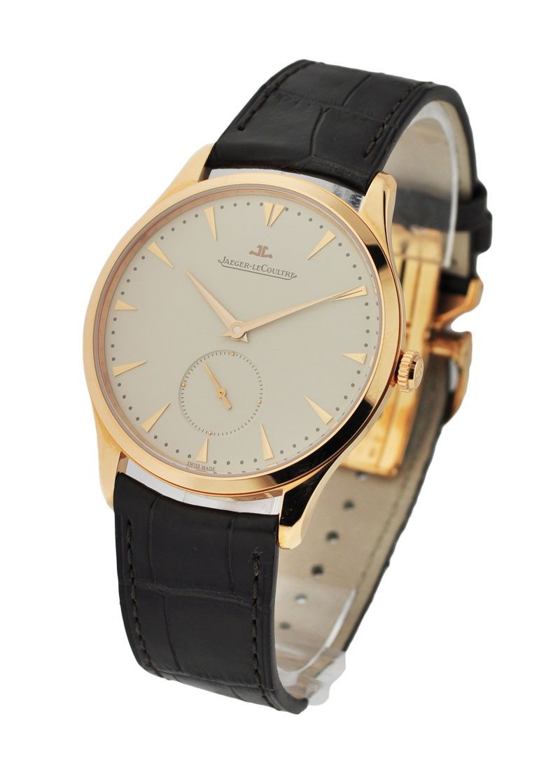 Jaeger - LeCoultre Master Ultra Thin 40mm