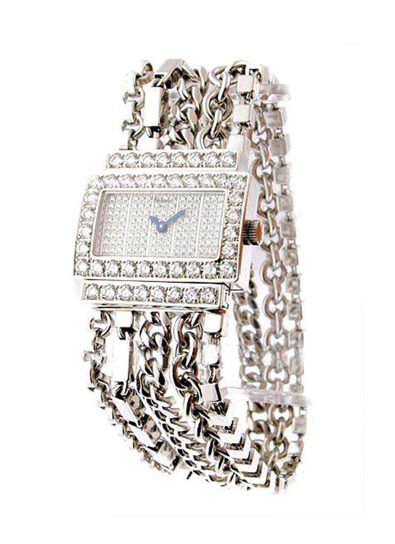 Chopard ClassiqueBoutique Special Edition in White Gold with Diamond Case