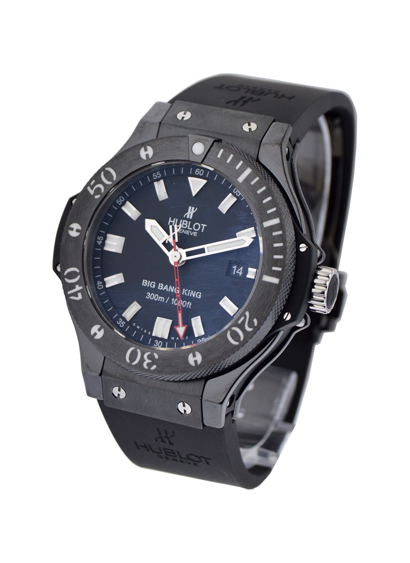 Hublot Big Bang King Black Magic 48mm