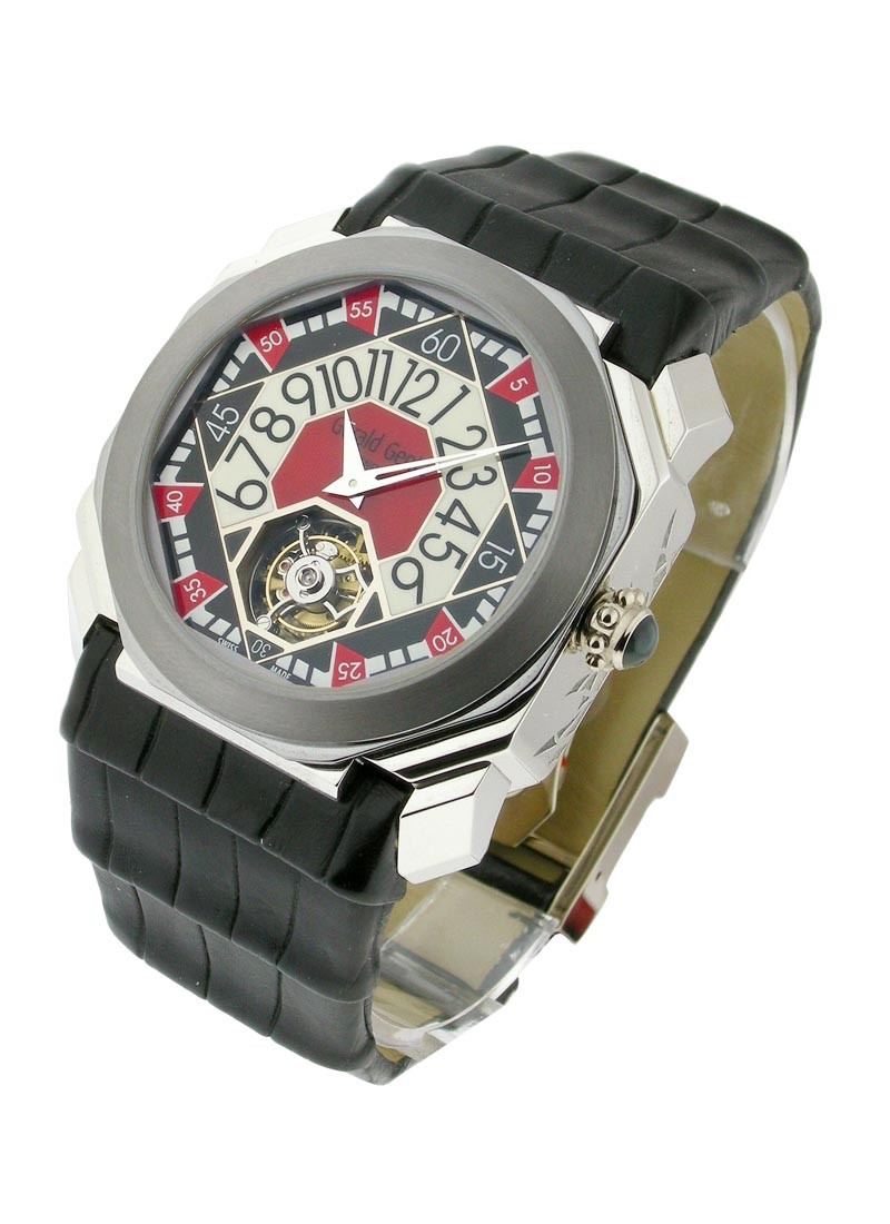 Gerald Genta Octo Tourbillon Incontro - Men's