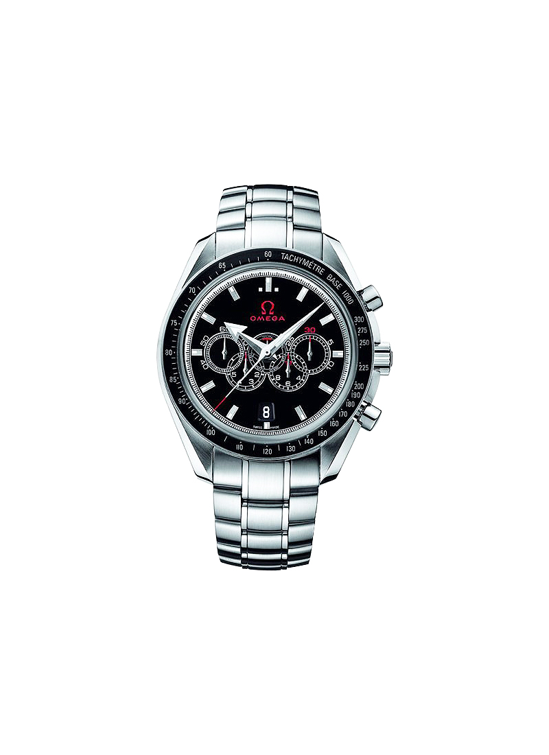 Omega Speedmaster Broad Arrow Olympic in Steel