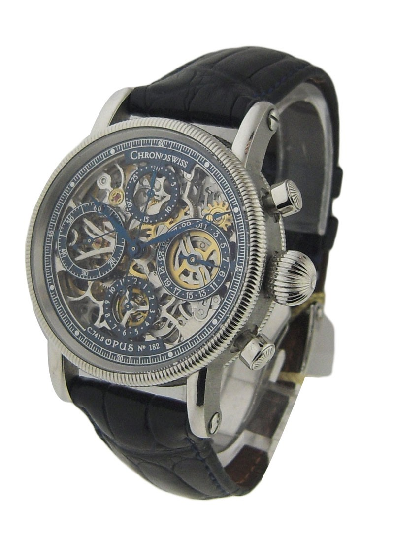 Chronoswiss Opus - Skeleton Chronograph