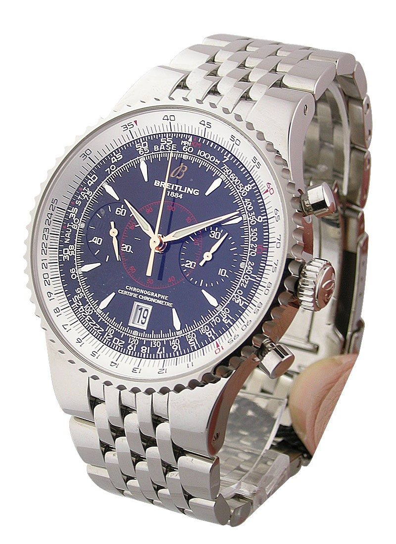 Breitling Navitimer Montbrillant Legende in Steel