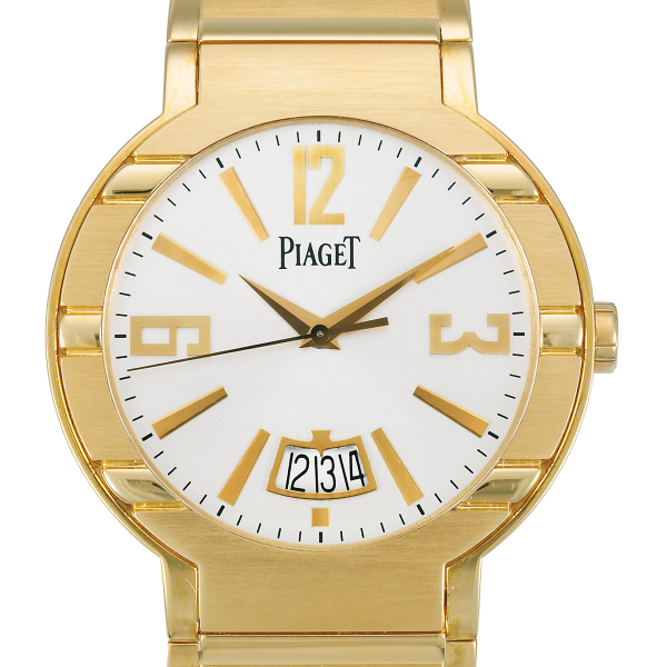 Piaget Polo Large in Yeloow Gold