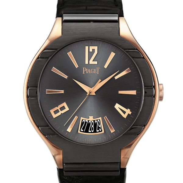 Piaget Polo Large in Rose Gold