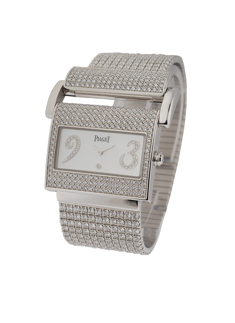 Piaget Miss Protocole XL with Diamond Case