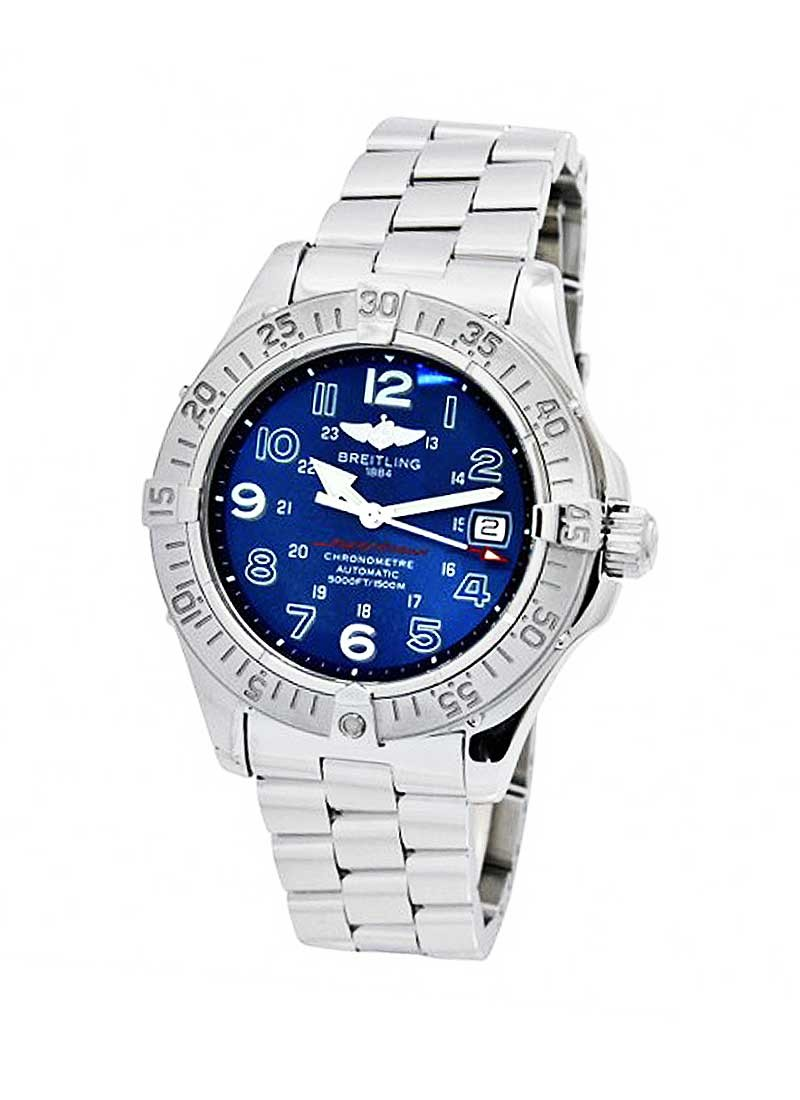 Breitling Aeromarine Superocean 42mm in Steel