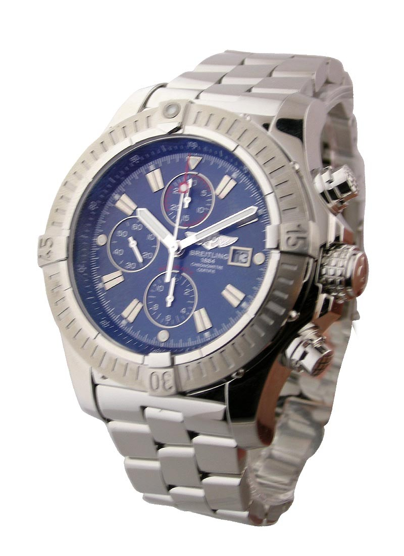 Breitling Super Avenger Chronograph in Steel