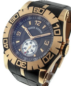 Roger Dubuis Easy Diver 46mm - Rose Gold