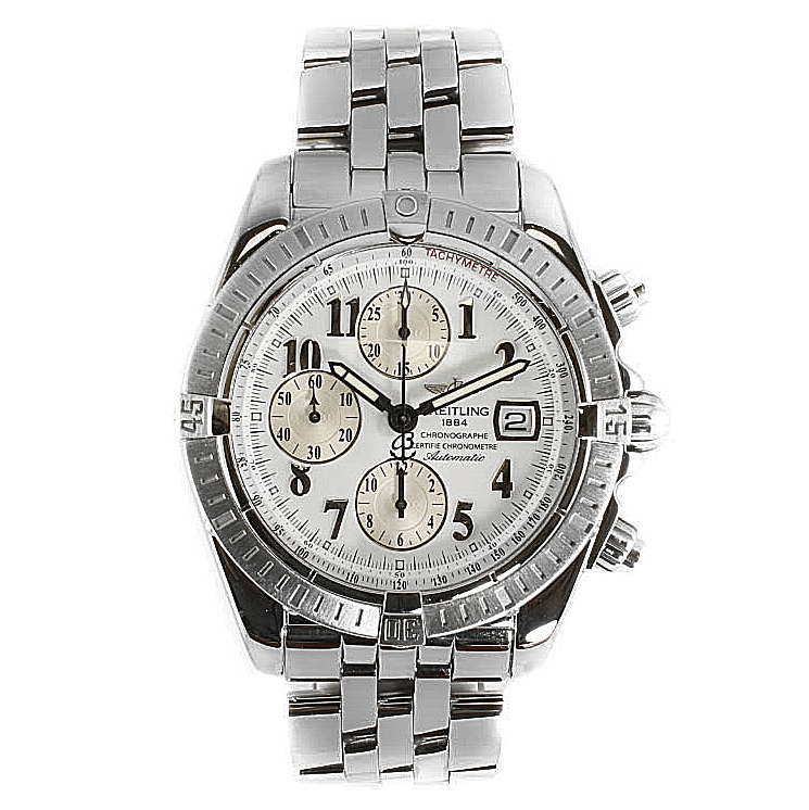 Breitling Chronomat Evolution Automatic in Steel