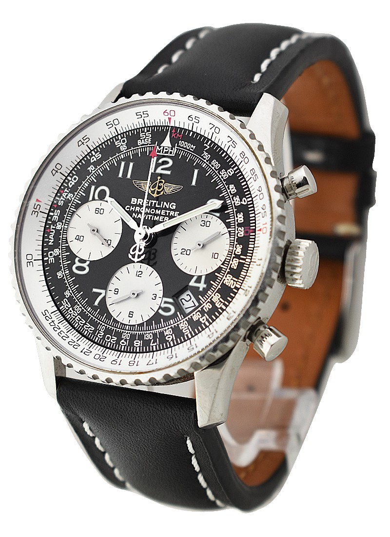 Breitling Navitimer Automatic Chronograph in Steel