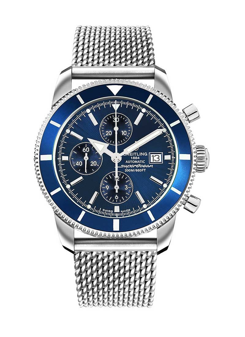 Breitling Superocean Heritage Chronograph in Steel