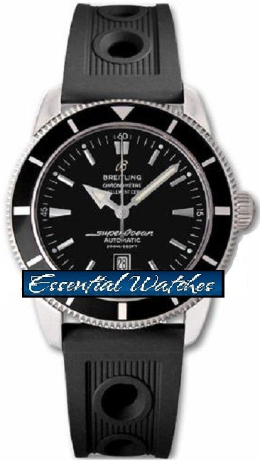 Breitling Superocean Heritage 46mm in Steel