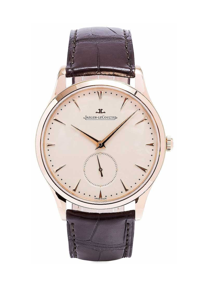 Jaeger - LeCoultre Master Grande Ultra Thin 40mm in Rose Gold