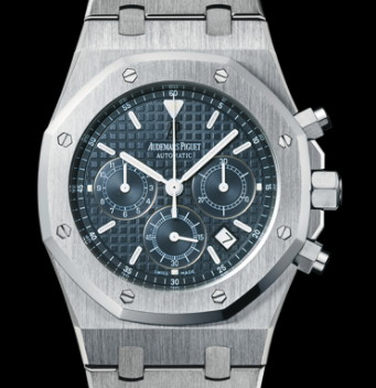 Audemars Piguet Royal Oak 39mm Chronograph in Steel
