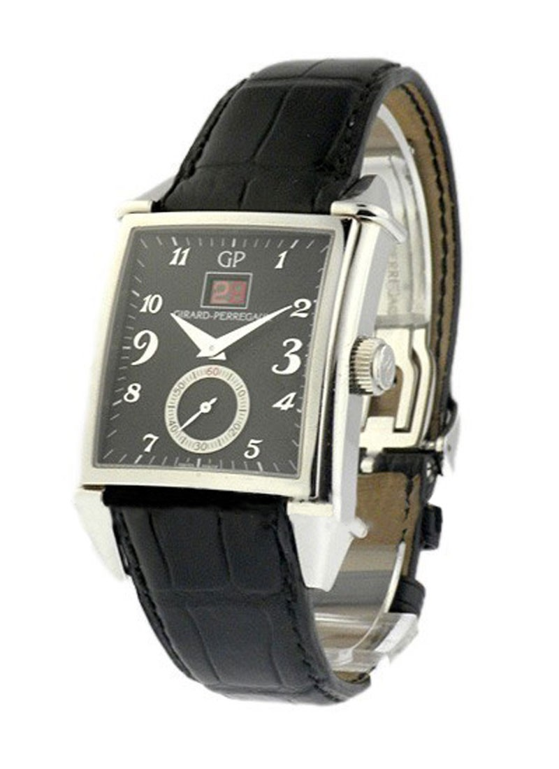 Girard Perregaux Men's Steel Vintage 1945   Big Date