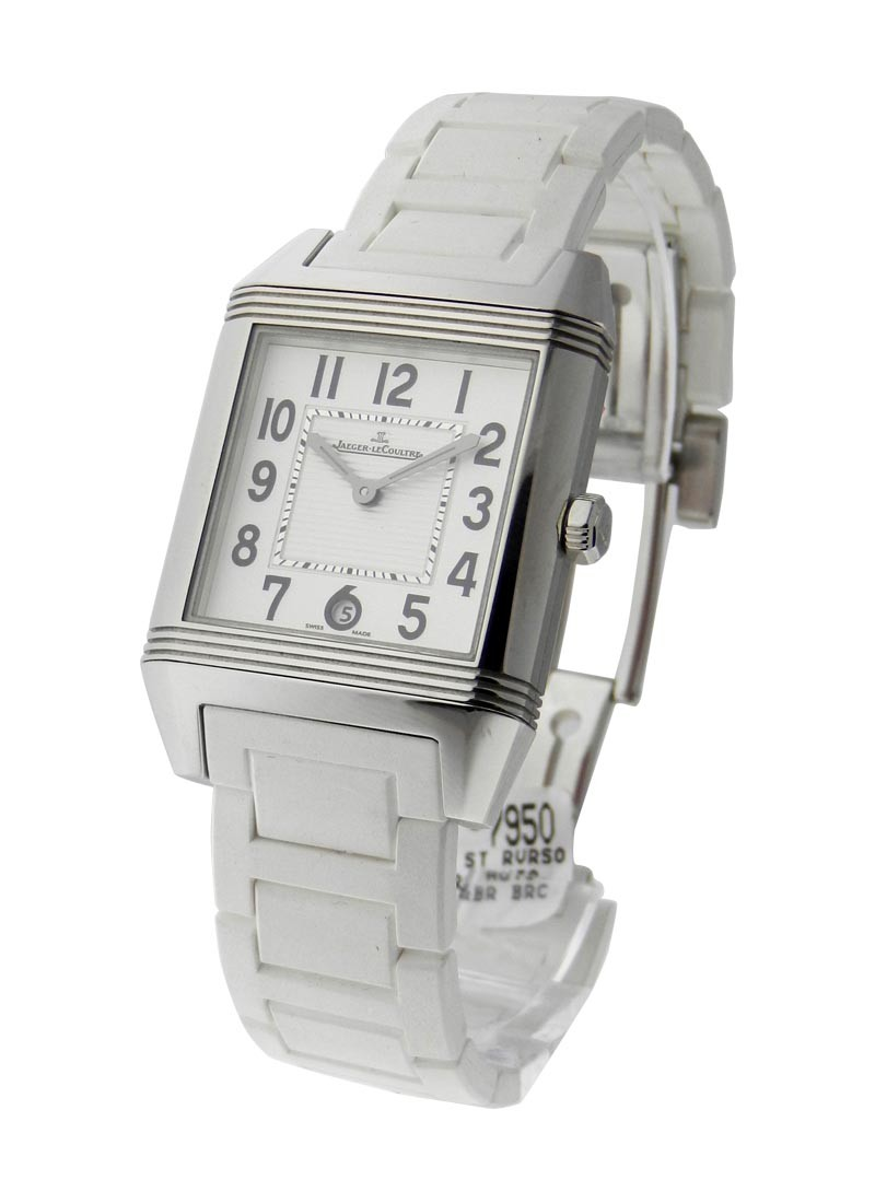 Jaeger - LeCoultre Reverso Squadra Lady Automatic in Steel