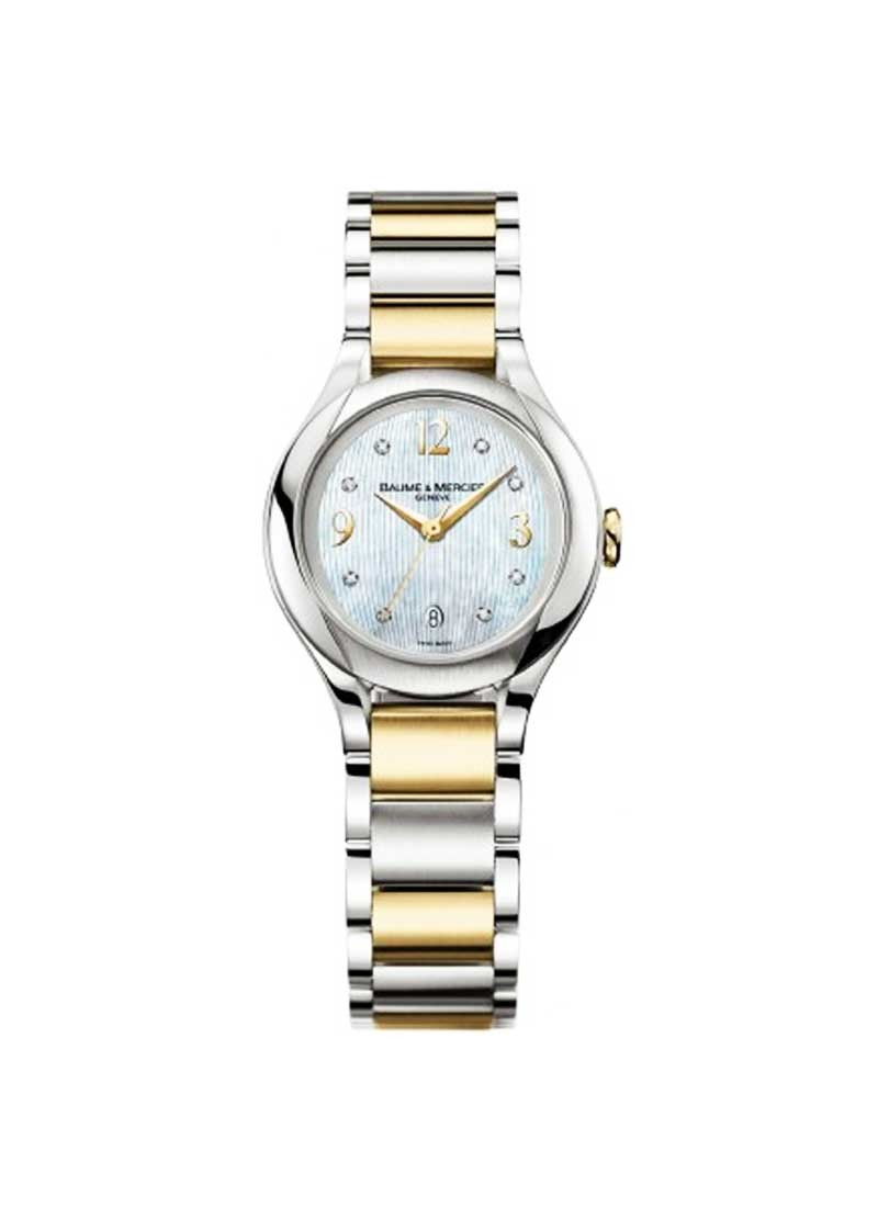 Baume & Mercier Ilea Lady's in 2-Tone