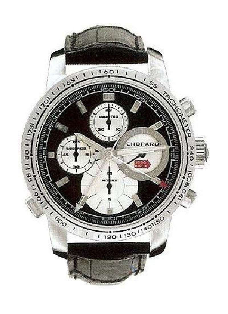 Chopard Mille Miglia Split Second Chronograph in Steel
