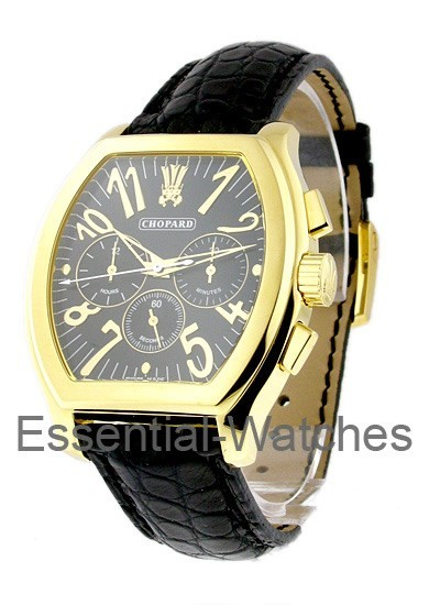Chopard The Prince''s Foundation Chronograph in Yellow Gold