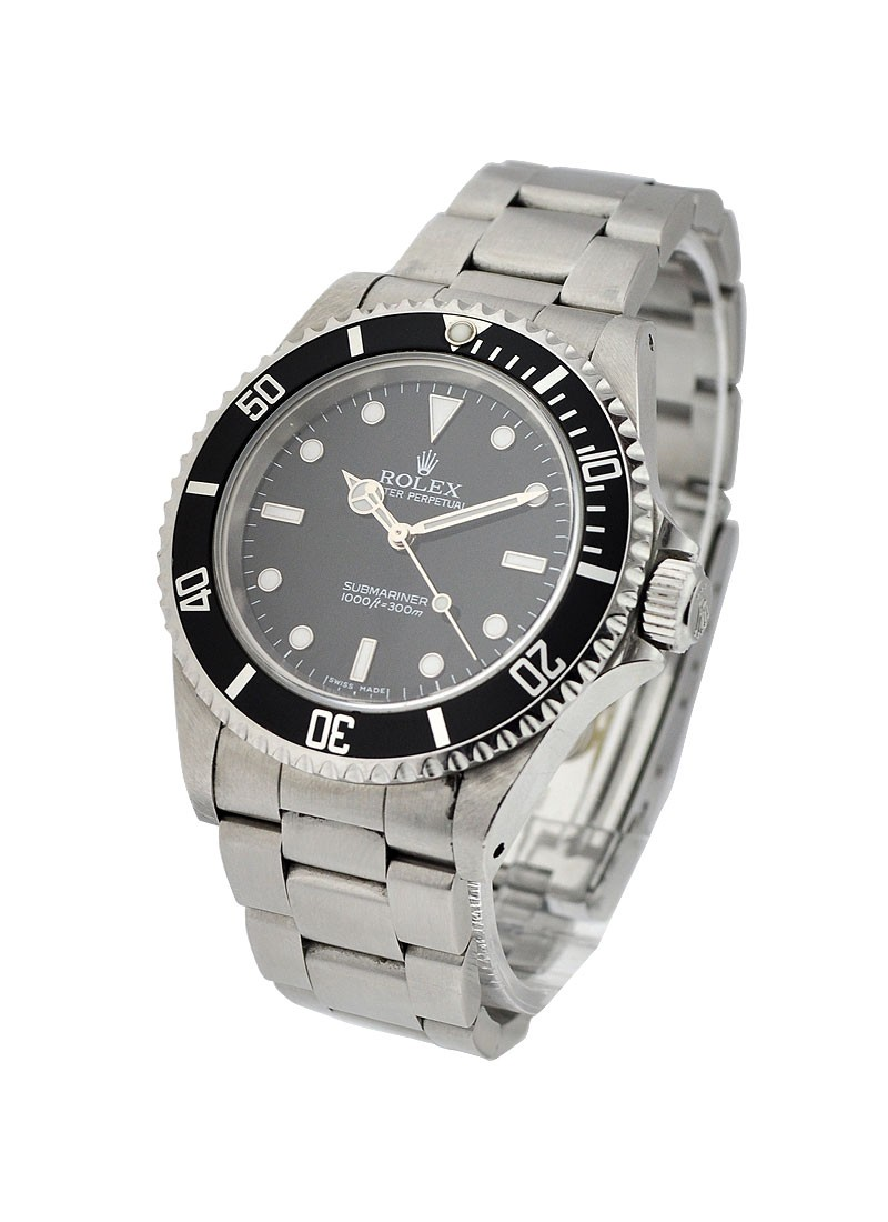 Rolex Used Submariner No Date 14060M