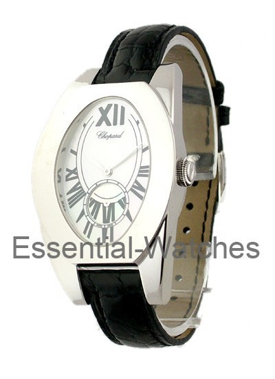 Chopard Ovale Lady's Classique in White Gold