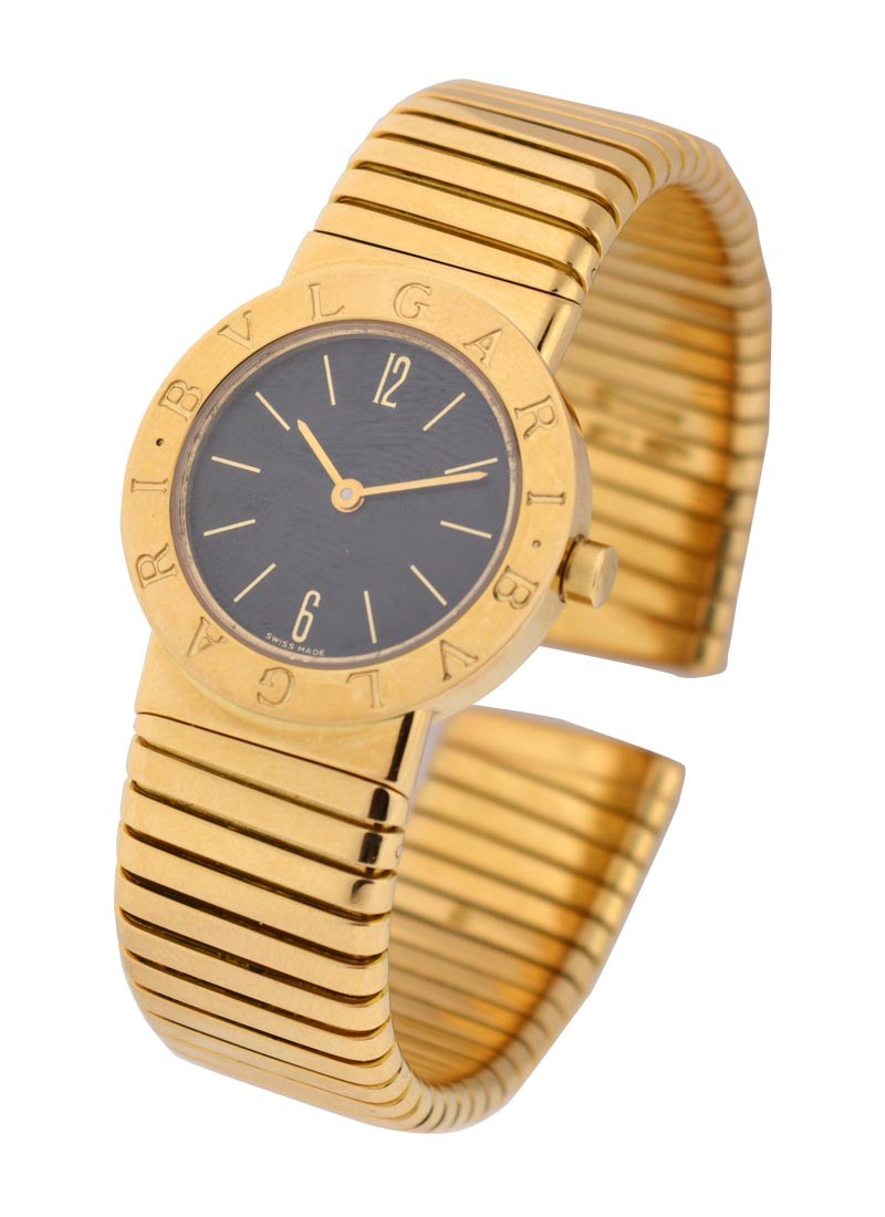 Bvlgari Tubogas 26mm Yellow Gold