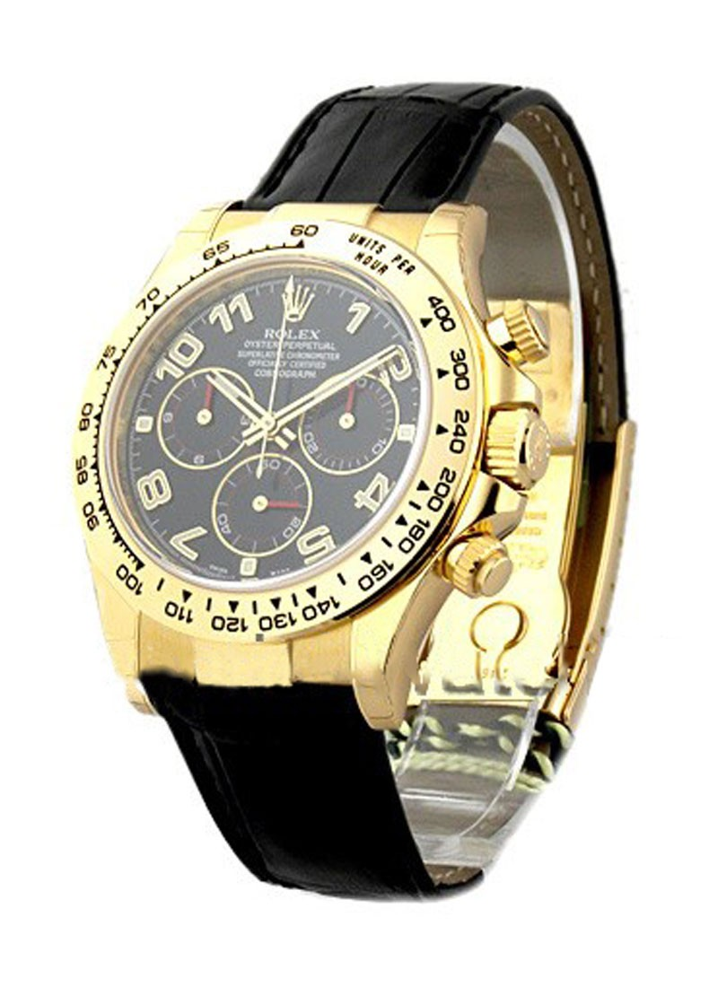 Rolex Unworn Daytona Cosmograph in Yellow Gold