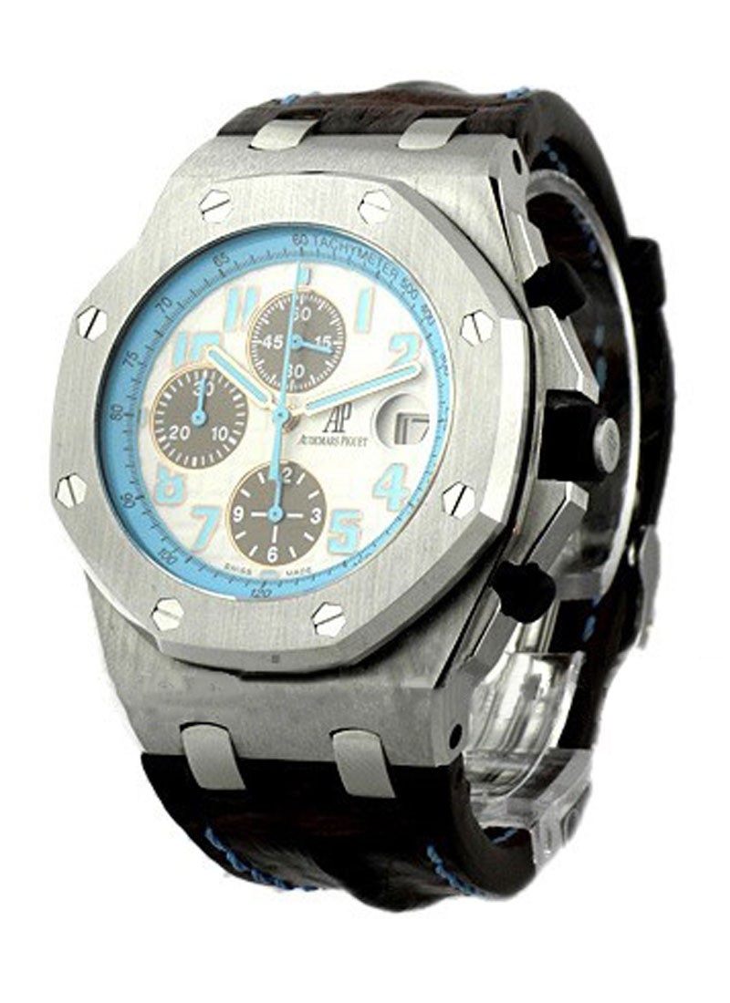 Audemars Piguet Royal Oak Offshore Montauk Highway Ltd in Stainless Steel