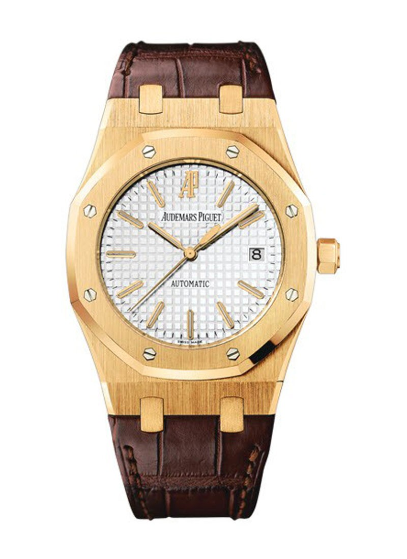 Audemars Piguet Royal Oak Automatic in Yellow Gold